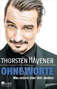 Cover-Bild zu Ohne Worte von Havener, Thorsten