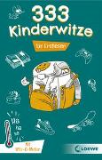 Cover-Bild zu Fiedler-Tresp, Sonja (Hrsg.): 333 Kinderwitze - Für Erstleser
