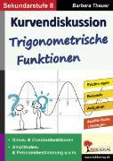 Cover-Bild zu Kurvendiskussion / Trigonometrische Funktionen von Theuer, Barbara