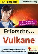 Cover-Bild zu Erforsche ... Vulkane (eBook) von Theuer, Barbara