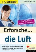 Cover-Bild zu Erforsche ... die Luft (eBook) von Theuer, Barbara