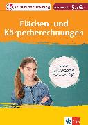 Cover-Bild zu Klett 10-Minuten-Training Mathematik Flächen- und Körperberechnungen 5./6. Klasse (eBook) von Homrighausen, Heike