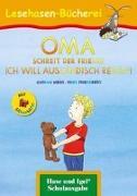 Cover-Bild zu OMA, schreit der Frieder. ICH WILL AUSLÄNDISCH REDEN! / Silbenhilfe von Mebs, Gudrun