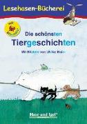 Cover-Bild zu Die schönsten Tiergeschichten / Silbenhilfe von Steinwart, Anne (Hrsg.)