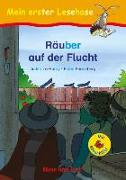 Cover-Bild zu Räuber auf der Flucht / Silbenhilfe von Friedeberg, Fides