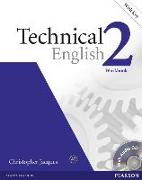 Cover-Bild zu Level 2: Technical English Level 2 Workbook (with Audio CD) - Technical English von Jacques, Christopher