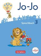 Cover-Bild zu Jo-Jo Sprachbuch, Allgemeine Ausgabe - Neubearbeitung 2016, 3. Schuljahr, Sprachbuch von Brunold, Frido