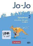 Cover-Bild zu Jo-Jo Sprachbuch, Allgemeine Ausgabe - Neubearbeitung 2016, 2. Schuljahr, Interaktive Übungen als Ergänzung zum Arbeitsheft, Auf CD-ROM