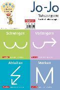 Cover-Bild zu Jo-Jo Sprachbuch, Allgemeine Ausgabe - Neubearbeitung 2016, 2.-4. Schuljahr, Tafelmagnete Rechtschreibstrategien, 4 Magnete mit den FRESCH-Symbolen
