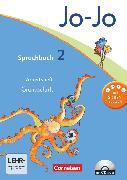 Cover-Bild zu Jo-Jo Sprachbuch, Allgemeine Ausgabe 2011, 2. Schuljahr, Arbeitsheft in Grundschrift mit CD-ROM von Brunold, Frido