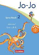 Cover-Bild zu Jo-Jo Sprachbuch, Allgemeine Ausgabe 2011, 2. Schuljahr, Arbeitsheft in Grundschrift von Brunold, Frido