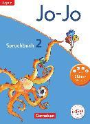 Cover-Bild zu Jo-Jo Sprachbuch, Grundschule Bayern, 2. Jahrgangsstufe, Schülerbuch von Brunold, Frido