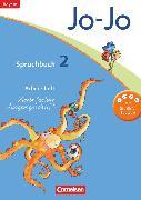 Cover-Bild zu Jo-Jo Sprachbuch, Grundschule Bayern, 2. Jahrgangsstufe, Arbeitsheft in Vereinfachter Ausgangsschrift von Brunold, Frido