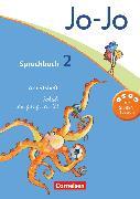 Cover-Bild zu Jo-Jo Sprachbuch, Allgemeine Ausgabe 2011, 2. Schuljahr, Arbeitsheft in Schulausgangsschrift von Brunold, Frido
