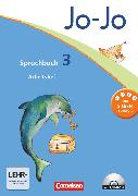Cover-Bild zu Jo-Jo Sprachbuch, Allgemeine Ausgabe 2011, 3. Schuljahr, Arbeitsheft, Mit CD-ROM von Brunold, Frido