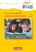 Cover-Bild zu Deutsch plus - Grundschule, Lernstandserhebungen, 3. Schuljahr, Arbeitsheft mit Lösungen von Brunold, Frido