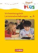 Cover-Bild zu Deutsch plus - Grundschule, Lernstandserhebungen, 4. Schuljahr, Arbeitsheft mit Lösungen von Brunold, Frido
