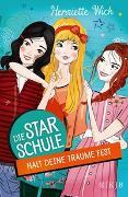 Cover-Bild zu Die Star-Schule, Band 2: Halt deine Träume fest von Wich, Henriette