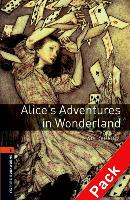 Cover-Bild zu Oxford Bookworms Library: Level 2:: Alice's Adventures in Wonderland audio CD pack von Bassett, Jennifer