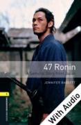 Cover-Bild zu 47 Ronin: A Samurai Story from Japan - With Audio Level 1 Oxford Bookworms Library (eBook) von Bassett, Jennifer