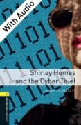 Cover-Bild zu Shirley Homes and the Cyber Thief - With Audio Level 1 Oxford Bookworms Library (eBook) von Bassett, Jennifer