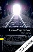 Cover-Bild zu One-way Ticket Short Stories - With Audio Level 1 Oxford Bookworms Library (eBook) von Bassett, Jennifer