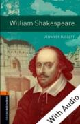 Cover-Bild zu William Shakespeare - With Audio Level 2 Oxford Bookworms Library (eBook) von Bassett, Jennifer