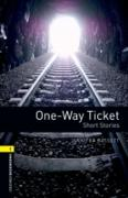 Cover-Bild zu One-way Ticket Short Stories Level 1 Oxford Bookworms Library (eBook) von Bassett, Jennifer