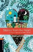 Cover-Bild zu Oxford Bookworms Library: Level 2:: Stories from the Heart von Bassett, Jennifer (Nacherz.)
