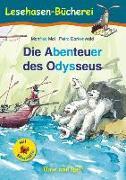 Cover-Bild zu Die Abenteuer des Odysseus / Silbenhilfe. Schulausgabe von Mai, Manfred