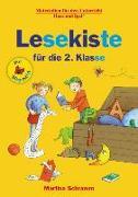Cover-Bild zu Lesekiste für die 2. Klasse / Silbenhilfe von Schramm, Martina