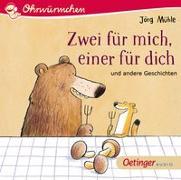 Cover-Bild zu Zwei für mich, einer für dich von Mühle, Jörg