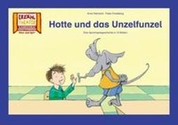 Cover-Bild zu Kamishibai: Hotte und das Unzelfunzel von Friedeberg, Fides