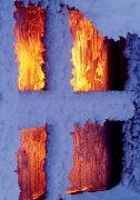 Cover-Bild zu Eschbach Textkarten B6 Zuhause von Steinwart, Anne