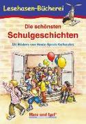 Cover-Bild zu Die schönsten Schulgeschichten von Steinwart, Anne (Hrsg.)