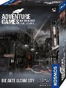 Cover-Bild zu Adventure Games - Die Akte Gloom City