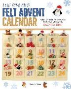 Cover-Bild zu Sew Your Own Felt Advent Calendar von Ishii, Sachiyo