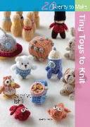 Cover-Bild zu 20 to Knit: Tiny Toys to Knit von Ishii, Sachiyo