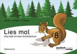 Cover-Bild zu Lies mal! Heft 8 (Ausgabe Österreich) von Wachendorf, Anja