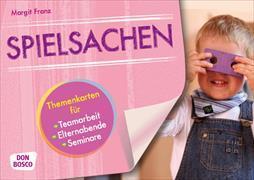 Cover-Bild zu Spielsachen von Franz, Margit