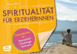 Cover-Bild zu Spiritualität für Erzieherinnen von Eder, Margot