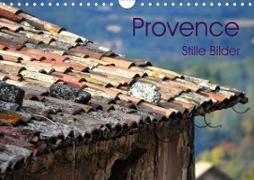 Cover-Bild zu Provence 2021 - Stille Bilder (Wandkalender 2021 DIN A4 quer) von Meyer, Elke