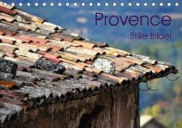 Cover-Bild zu Provence 2021 - Stille Bilder (Tischkalender 2021 DIN A5 quer) von Meyer, Elke
