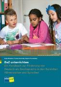 Cover-Bild zu DaZ unterrichten von Schlatter, Katja