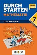 Cover-Bild zu Durchstarten, Mathematik - Neubearbeitung 2013, 7. Schuljahr, Coachingbuch mit Lösungen