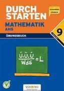 Cover-Bild zu Durchstarten, Mathematik - Neubearbeitung 2017, 9. Schulstufe, AHS, Übungsbuch mit Lösungen von Denninger, Mone