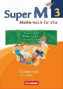 Cover-Bild zu Super M, Mathematik für alle, Westliche Bundesländer - Neubearbeitung, 3. Schuljahr, Förderheft, Einstiege von Manten, Ursula