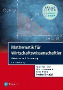 Cover-Bild zu Mathematik für Wirtschaftswissenschaftler von Sydsaeter, Knut