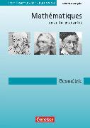 Cover-Bild zu Mathematik für Maturitätsschulen, Französischsprachige Schweiz, Géométrie, Aufgaben von Frommenwiler, Peter