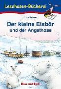 Cover-Bild zu Der kleine Eisbär und der Angsthase von Beer, Hans de